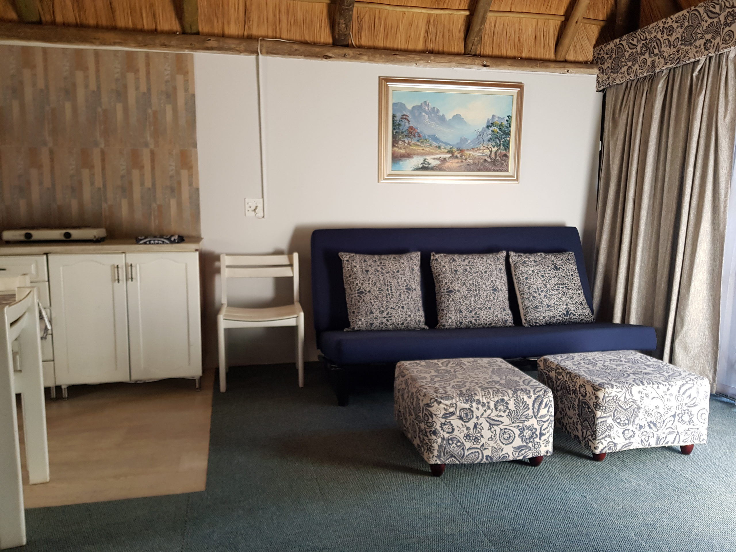 Room 4 - Self Catering Unit